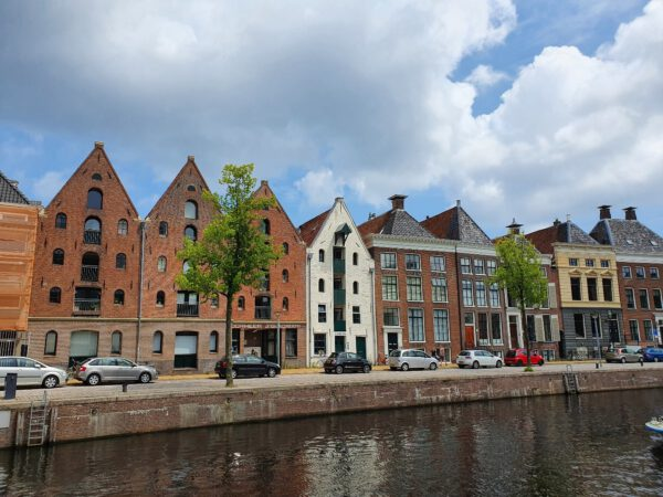 Hoge en Lage der Aa - gebouwen